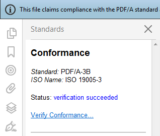 The PDF/A Standards
